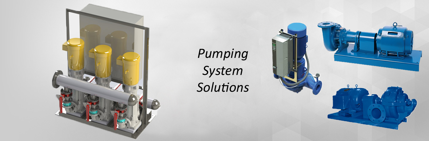 End Suction, Split Case, Inline, and Multi-plex Pumps