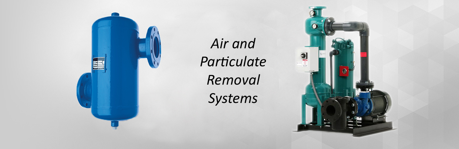 Air and Dirt Separation Products